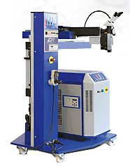 Machine soudure laser YAG par SECMI