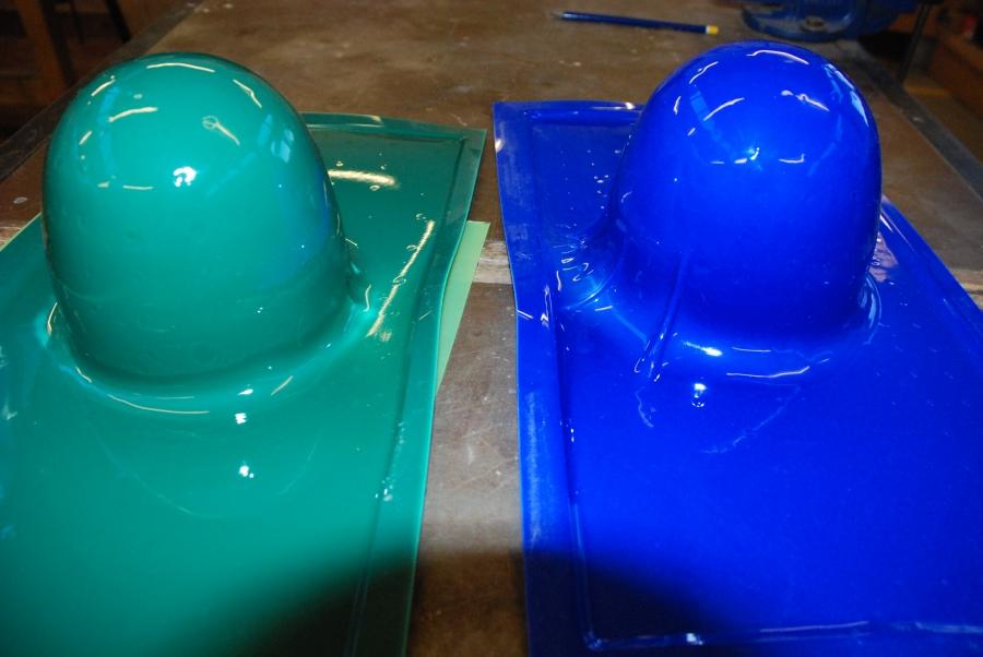 Moule de thermoformage en polystyrène