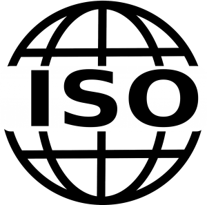 Logo normes ISO